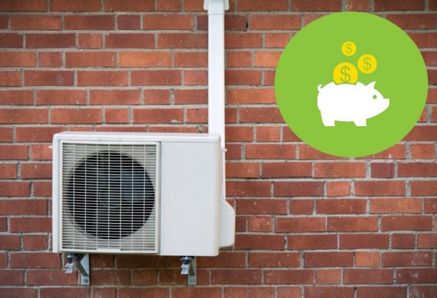 Quanto consuma una pompa di calore in raffrescamento ?