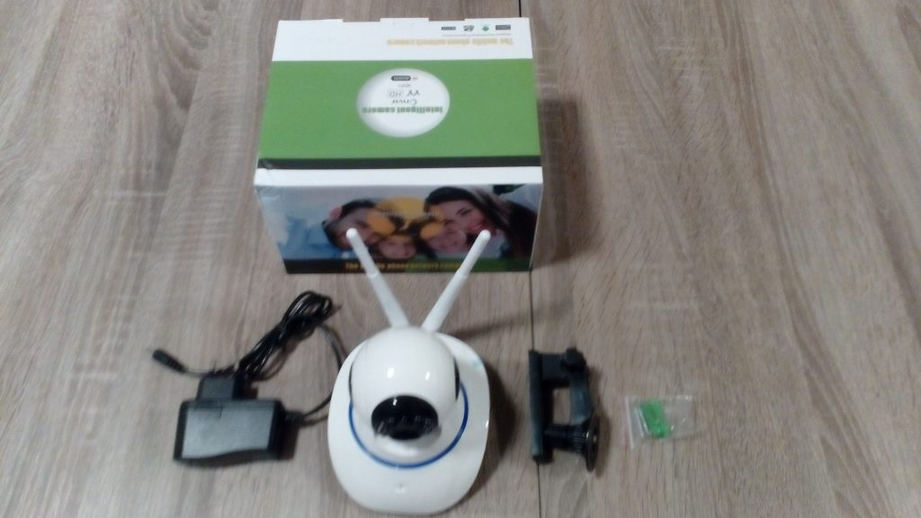 YYP2P IP camera P2P manuale italiano