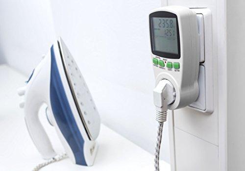 Come funziona misuratore di consumo elettrico