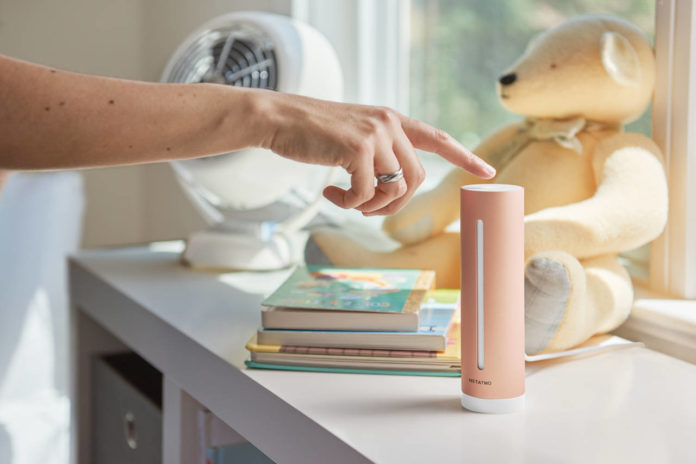 Netatmo Healthy Home Coach
