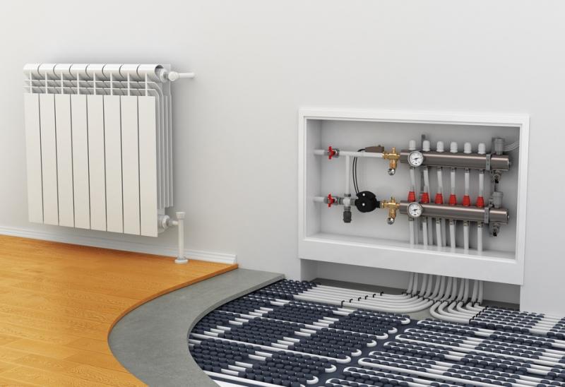 potenza pompa di calore per 100 mq