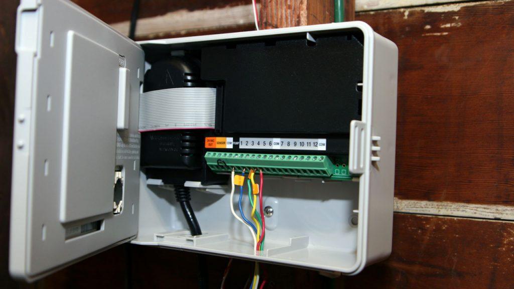 Installazione programmatore irrigazione WiFi Orbit 94546