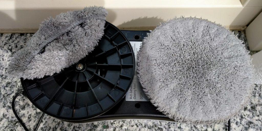 Robot lavavetri Alfawise S60
