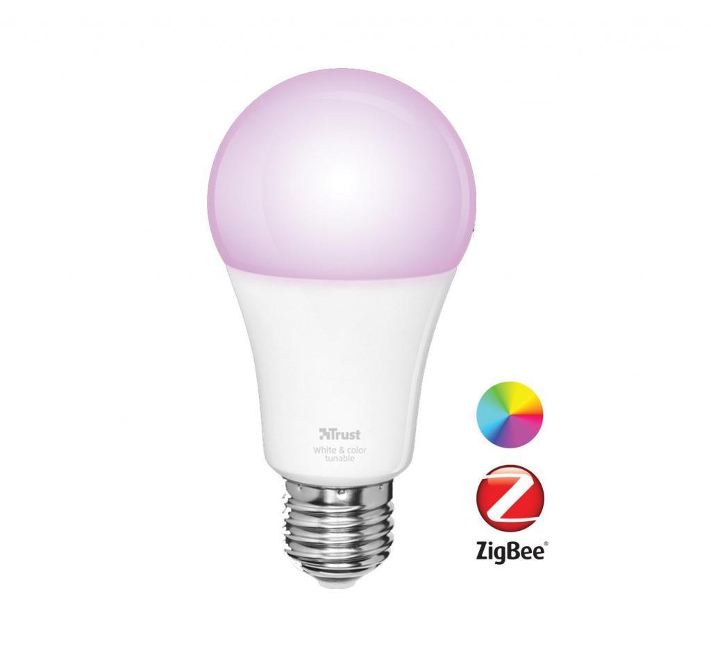 Lampadine LED wireless Trust ZLED-RGB9