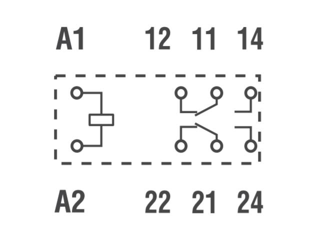 Sonoff TH16 relè Finder