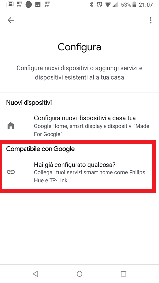 Collegare Sonoff a Google Home