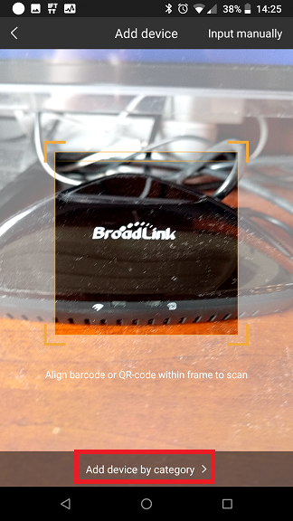 Broadlink RM Mini3