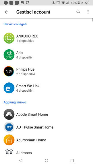 Broadlink Google Home