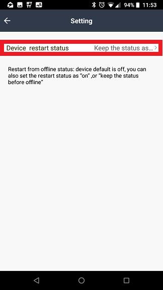 eMylo WiFi Smart Life