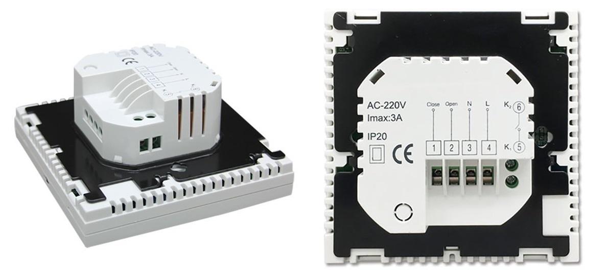Beok BOT-313 termostato WiFi
