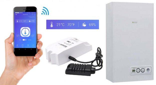 Schema Collegamento Termostato Nest : Sonoff termostato caldaia sonoff th manuale e istruzioni