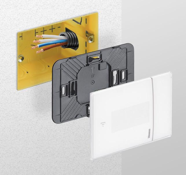 Termostato bticino x8000 istruzioni installazione alexa for Istruzioni termostato bticino