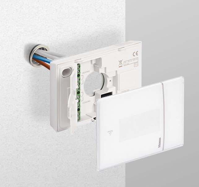 Termostato bticino smarther x8000 istruzioni installazione for Istruzioni termostato bticino