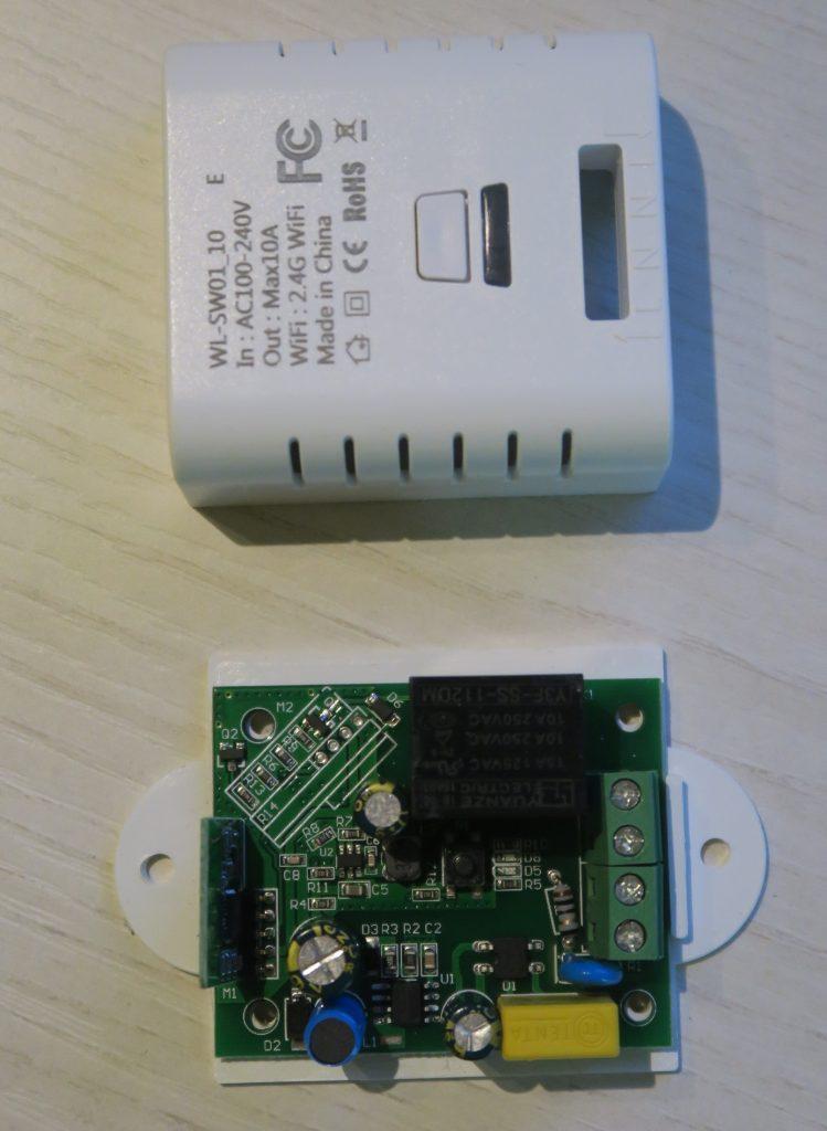 VIBIRIT Interruttori WiFi