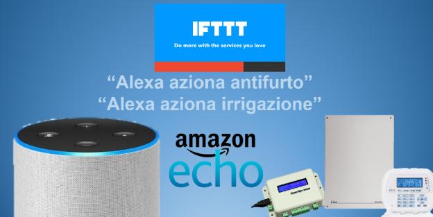 Alexa IFTTT italiano: Amazon Echo diventa ancora più intelligente
