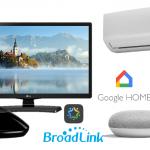 Broadlink Google Home: telecomando universale con la voce !