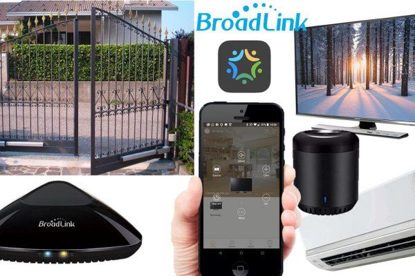 IHC Broadlink App istruzioni in italiano