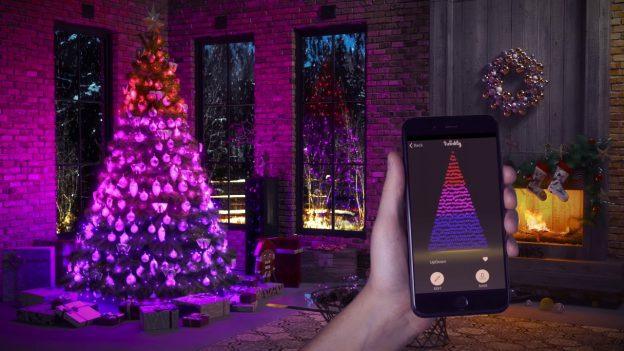 Luci albero di Natale con app Twinkly e Brizled: a portata di smartphone !