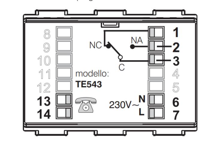 Come collegare un termostato