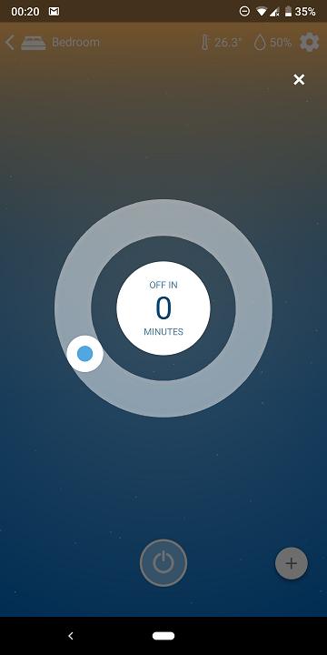 Sensibo Sky app