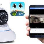 YYP2P IP camera P2P manuale italiano | Come si installa una telecamera WiFi