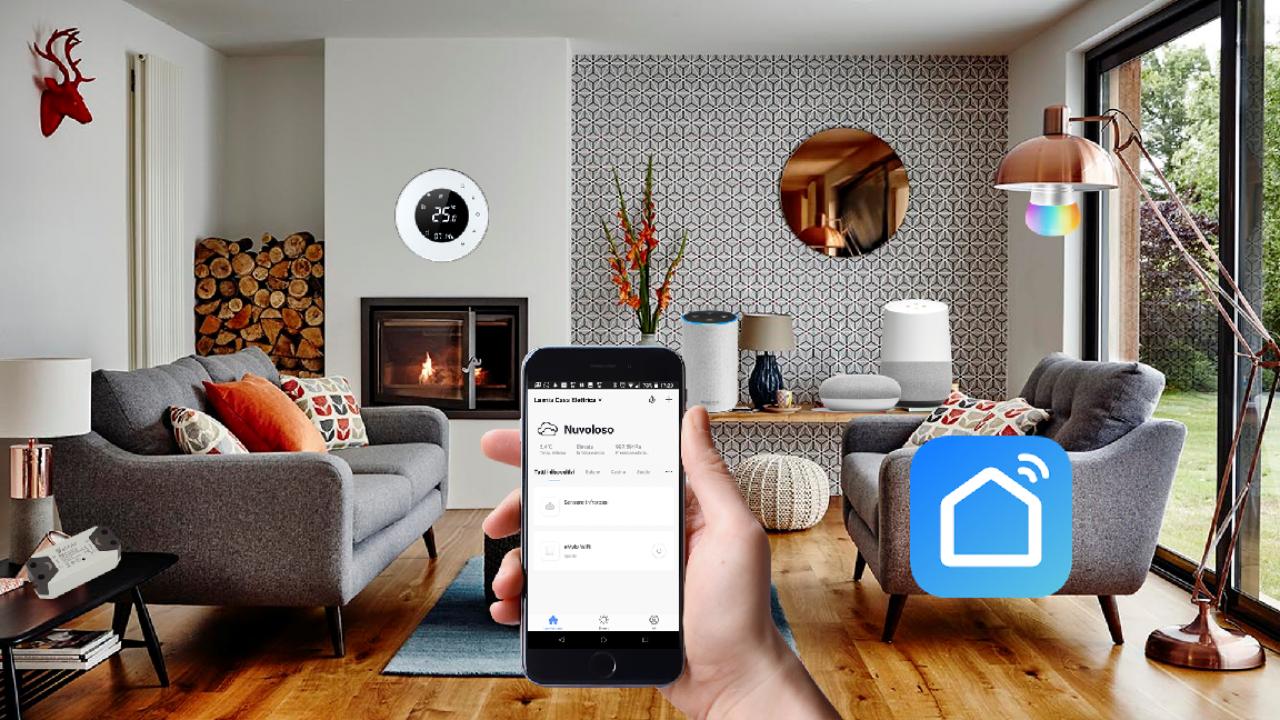 Trasformare Un Garage In Abitazione smart life app | istruzioni | prodotti compatibili
