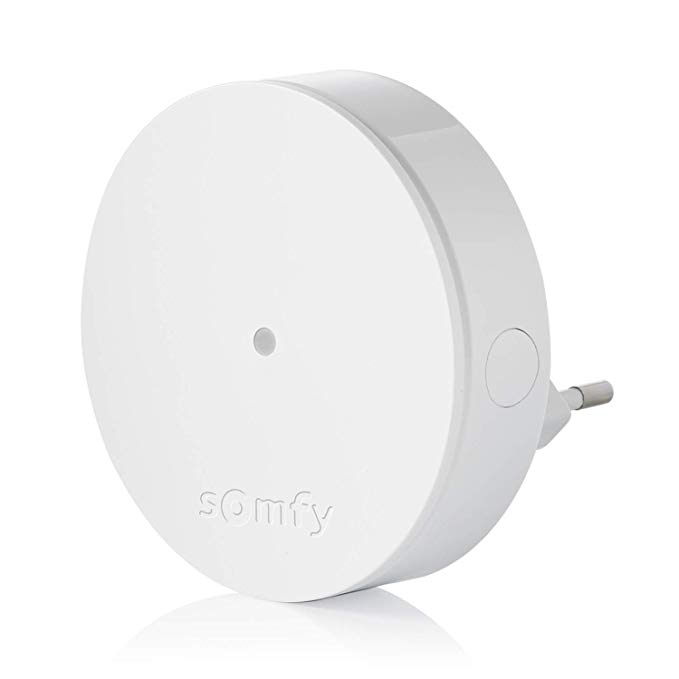 somfy protect home alarm link