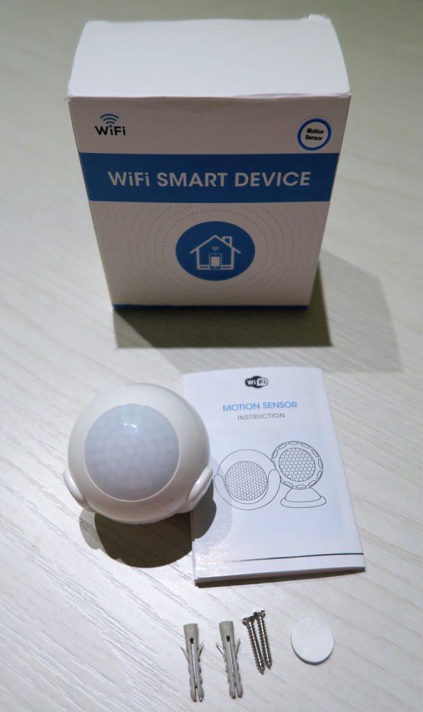 Sensore di movimento WiFi NEO