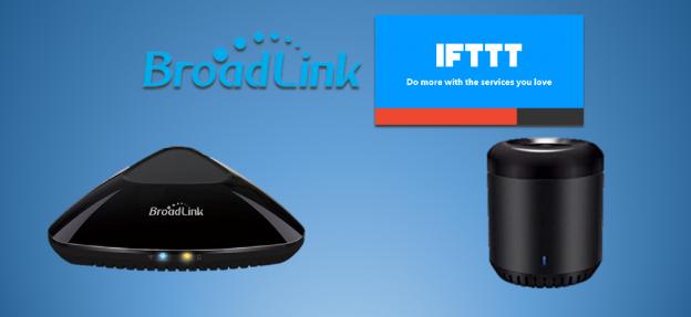 Broadlink IFTTT: guida ed istruzioni in italiano RM Pro e RM Mini3