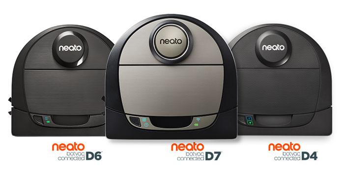 Robot aspirapolvere Neato