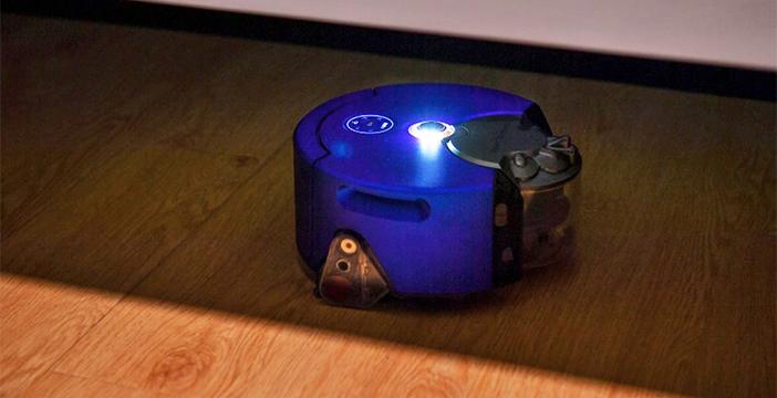 Robot aspirapolvere Dyson