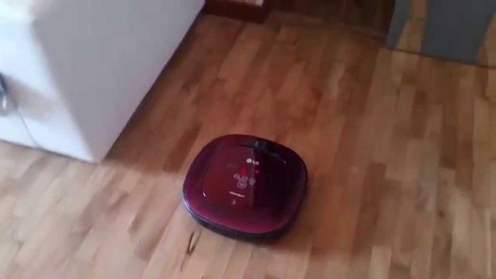 Robot aspirapolvere LG