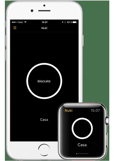 Integrazione Smartwatch
