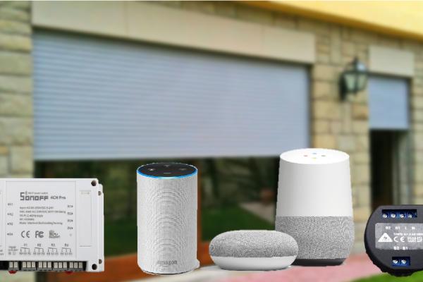 Tapparelle elettriche WiFi: comandare con Alexa e Google Home