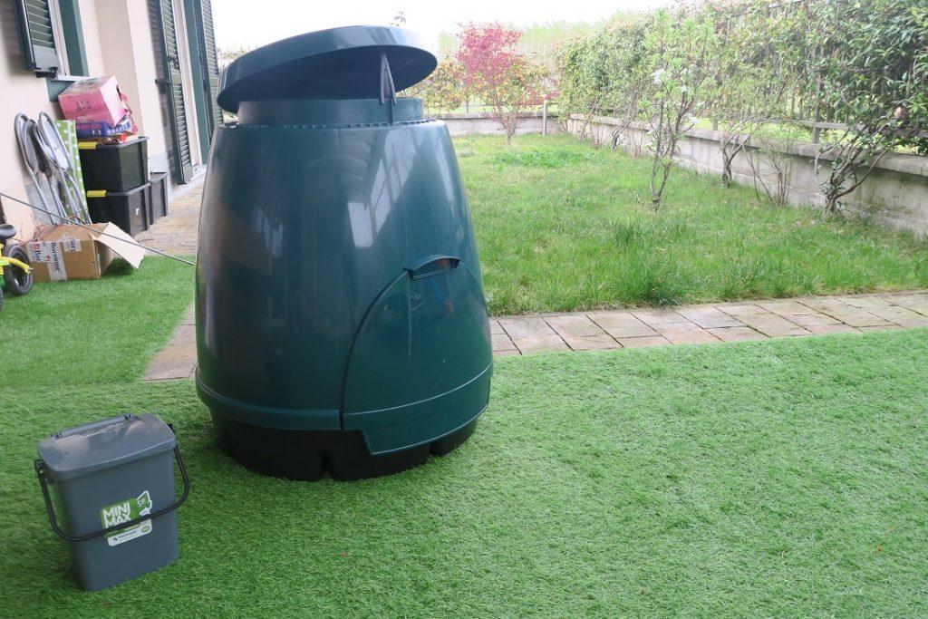 Compostiera Mattiussi 310