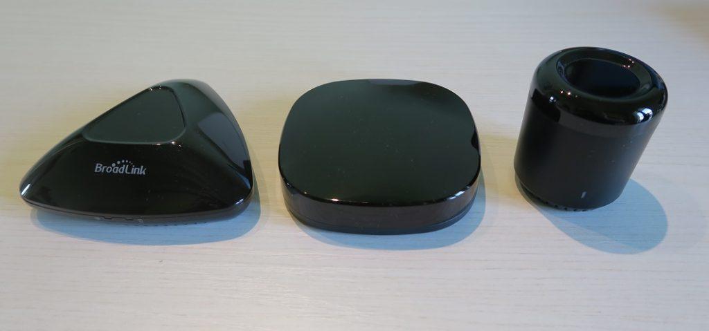 Docooler A1 vs Broadlink RM Mini3 vs RM Pro