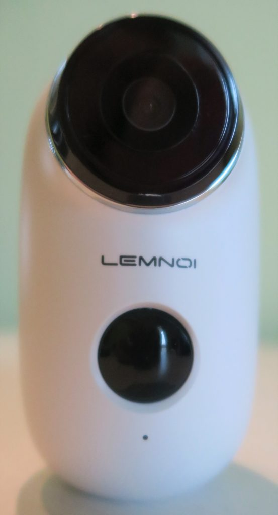 Lemnoi A3 telecamera wireless a batteria ricaricabile