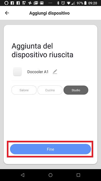 Docooler A1 Smart Life App