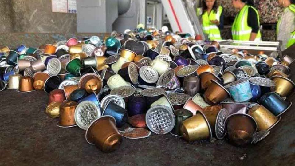 Quanto inquinano le capsule caffè