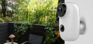 Lemnoi A3 telecamera wireless a batteria ricaricabile | CloudEdge App