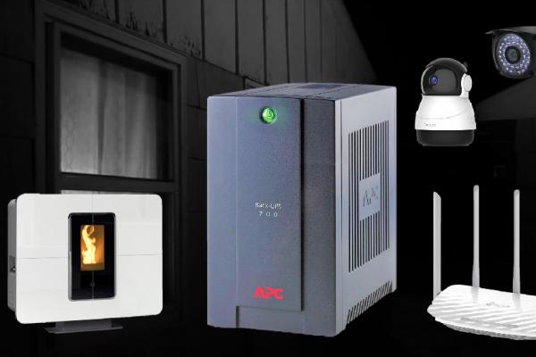 UPS per telecamere, router, videosorveglianza | Gruppo di continuità