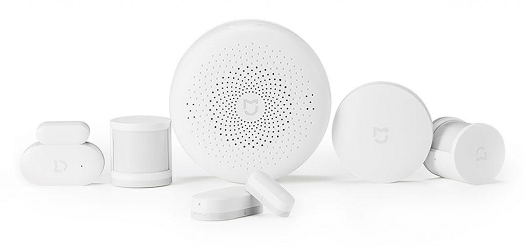 Antifurto smart casa WiFi Xiaomi Mi Smart Allarme