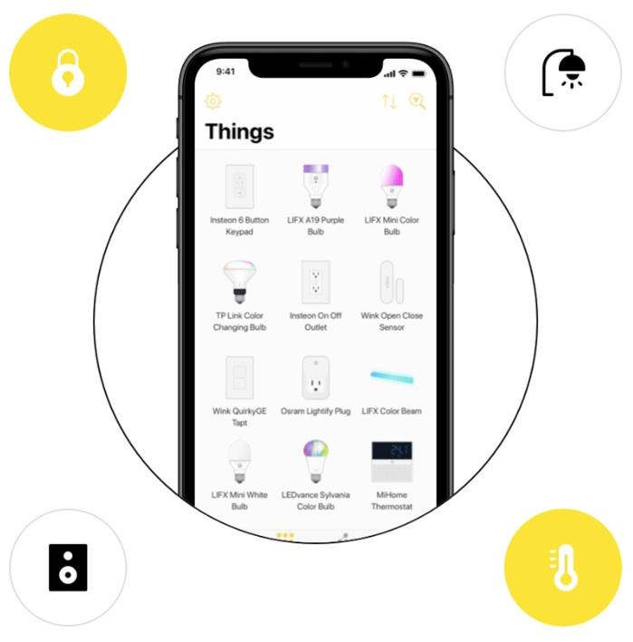 Yonomi App alternative a Stringify