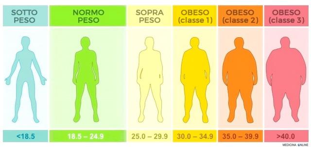 Bilancia smart indice massa corporea