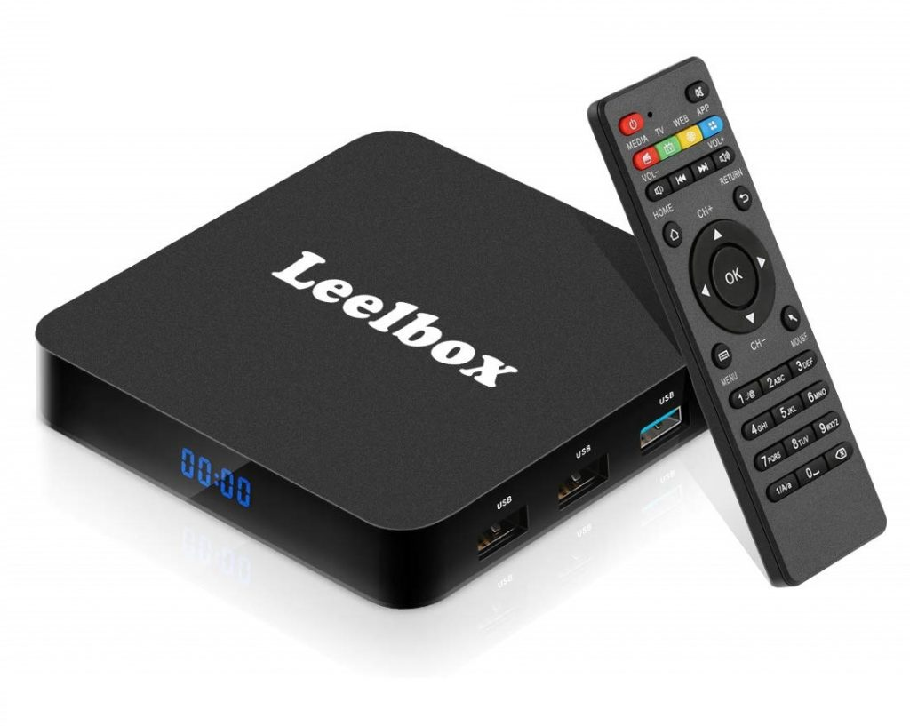 Miglior TV Box Android 2019: Leelbox Q4 Plus