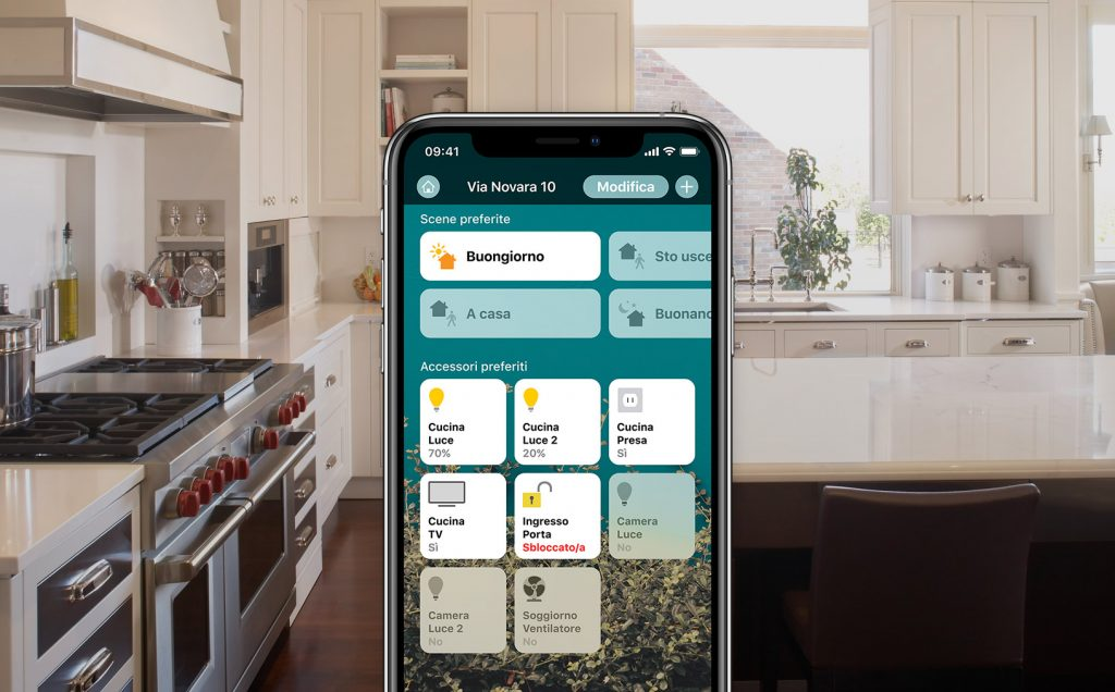 HomeKit App Casa