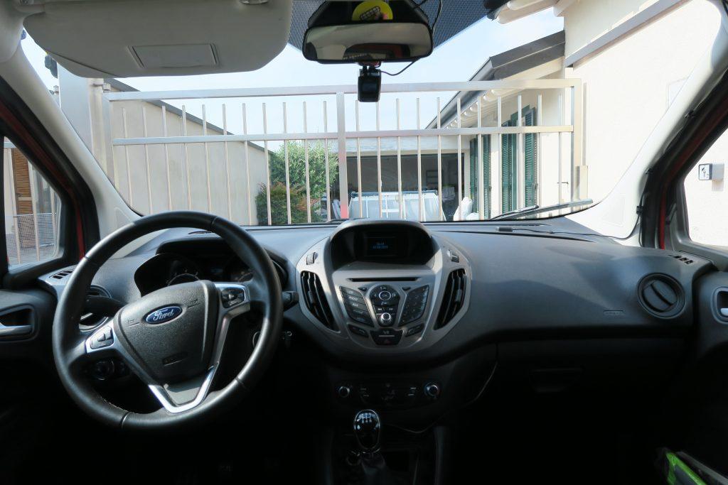 Montaggio Dash Cam Telecamera auto 4K Aukey DR02J