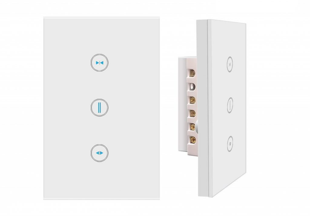 Interruttore per tapparelle Jinvoo curtain switch