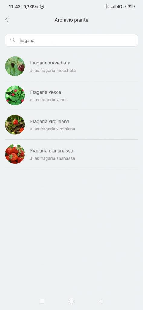 Flower Care App