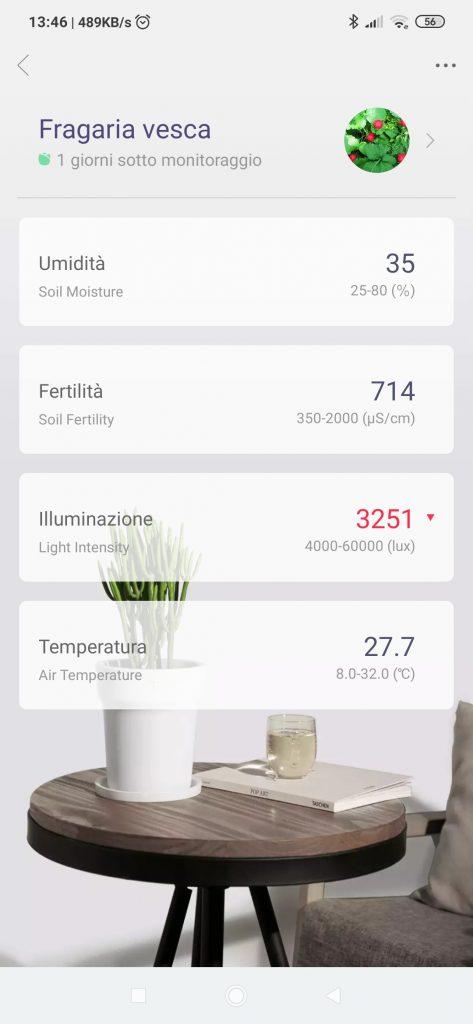 Xiaomi Smart Plant Flower Care